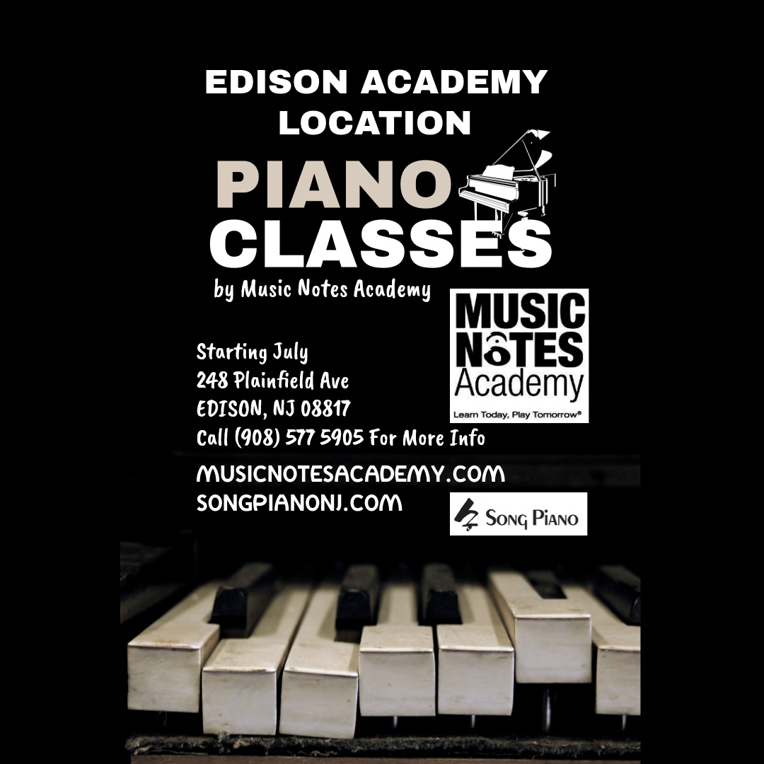 piano lessons in Edison, NJ