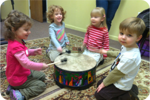 LittleNotes Early Childhood Music Classes - Music Notes Academy