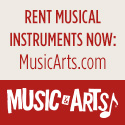 Music & Arts Rent Musical Instruments