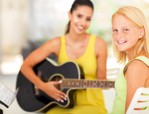 Music Parents & Make-Up Lessons